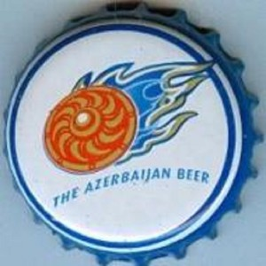 The Azerbaijan beer