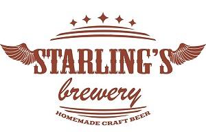 Starling's brewery, микропивоварня